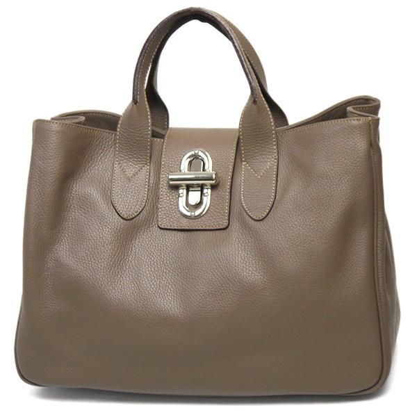 トートバッグ レディース レディス 通勤 大容量 おしゃれ 本革レザー イタリアブランド MAXIMA A4 2層 イレーニア brand bag|carron|15