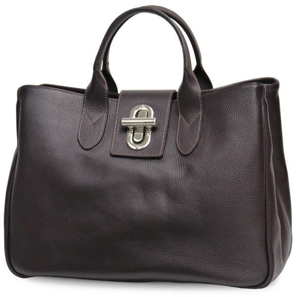 トートバッグ レディース レディス 通勤 大容量 おしゃれ 本革レザー イタリアブランド MAXIMA A4 2層 イレーニア brand bag|carron|17