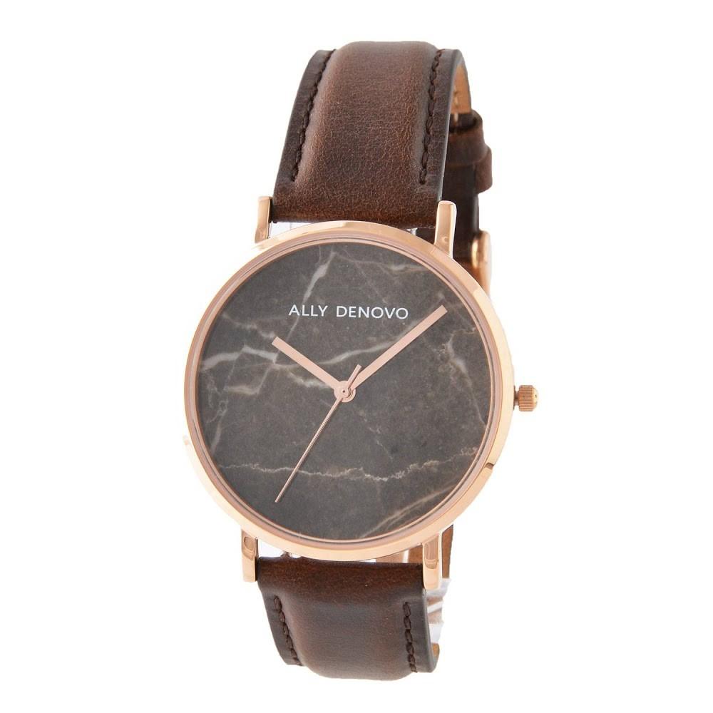 アリーデノヴォ ALLY DENOVO AF5005.12 カララマーブル レディース 腕時計
