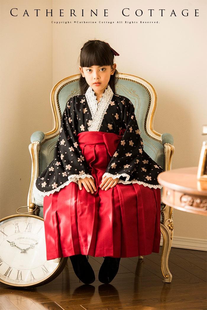 女の子 袴
