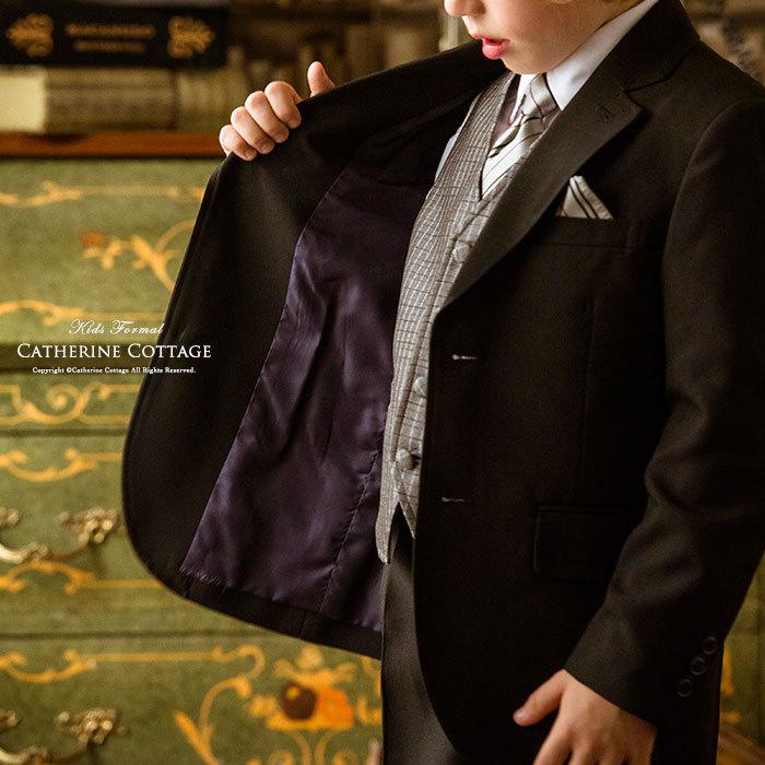 子供スーツ 男の子 入学式