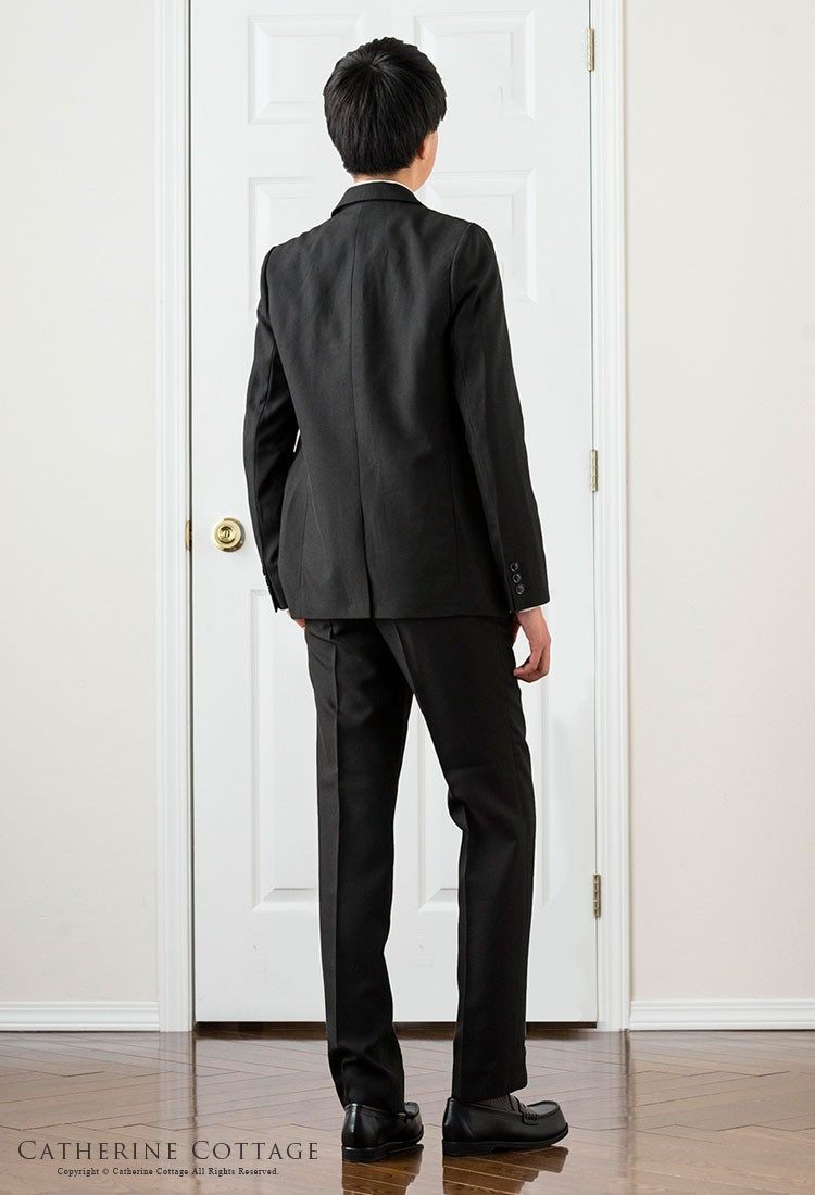 子供スーツ 黒