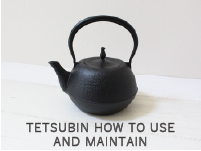 How to use Tetsubin