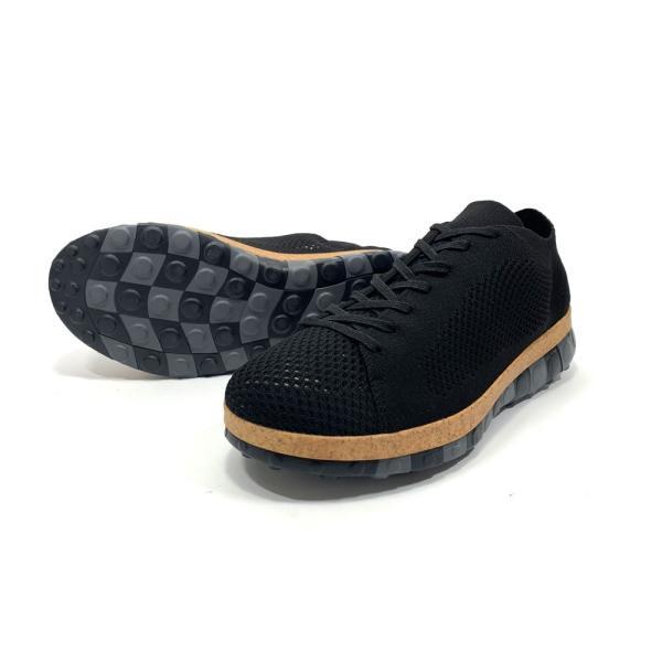 コンフォートシューズ スニーカー メンズ ブラック  ホワイト シューズ 靴 チル ccilu ccilu 21