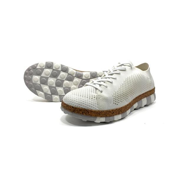 コンフォートシューズ スニーカー メンズ ブラック  ホワイト シューズ 靴 チル ccilu ccilu 22