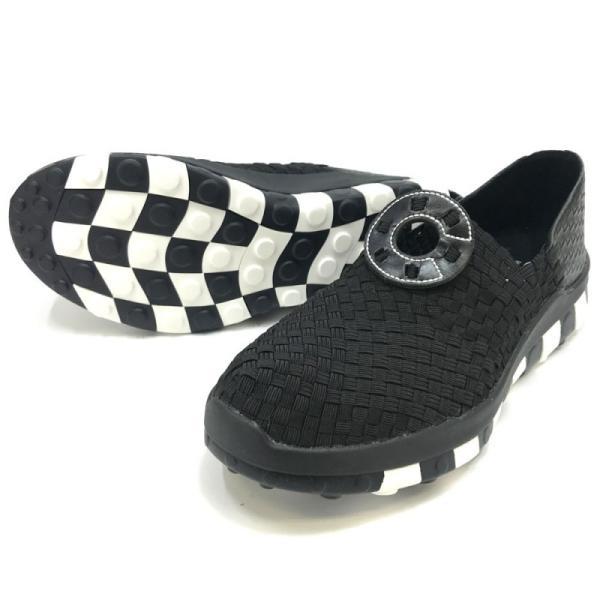 スリッポン メンズ 黒 軽量 チル ccilu HORIZON LINK コンフォートシューズ レディース 靴 アウトドア|ccilu|09