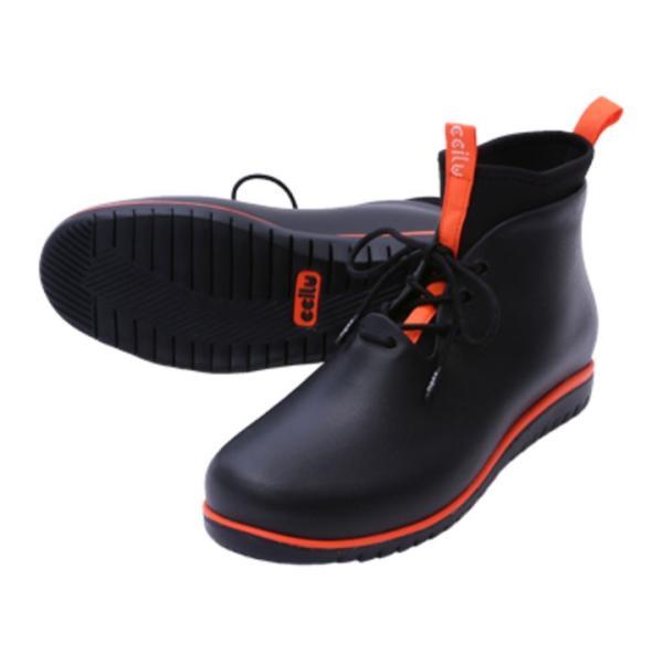 レインブーツ メンズ おしゃれ ショート 防水 雨 長靴 軽量 スニーカー チル ccilu PANTO PAOLO|ccilu|14