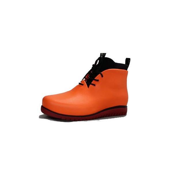 レインシューズ メンズ レインブーツ おしゃれ ショート 防水 雨 長靴 軽量 スニーカー チル ccilu アウトドア|ccilu|24