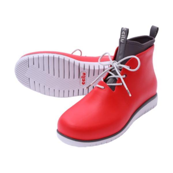 レインシューズ メンズ レインブーツ おしゃれ ショート 防水 雨 長靴 軽量 スニーカー チル ccilu アウトドア|ccilu|22