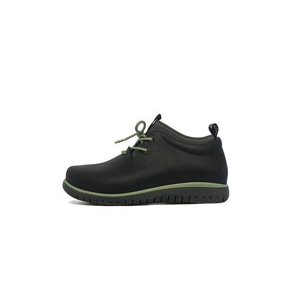 レインシューズ レディース ショート 黒 おしゃれ 軽量 防水  軽い 雨靴 長靴 女性 スニーカー チル パント リア ccilu PANTO|ccilu|10