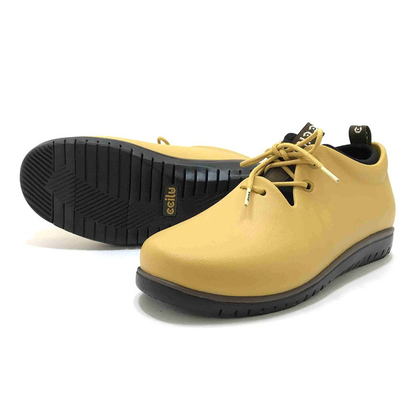 レインシューズ レディース スニーカー おしゃれ 軽量 防水 軽い 雨靴 長靴 滑り止め|ccilu|13