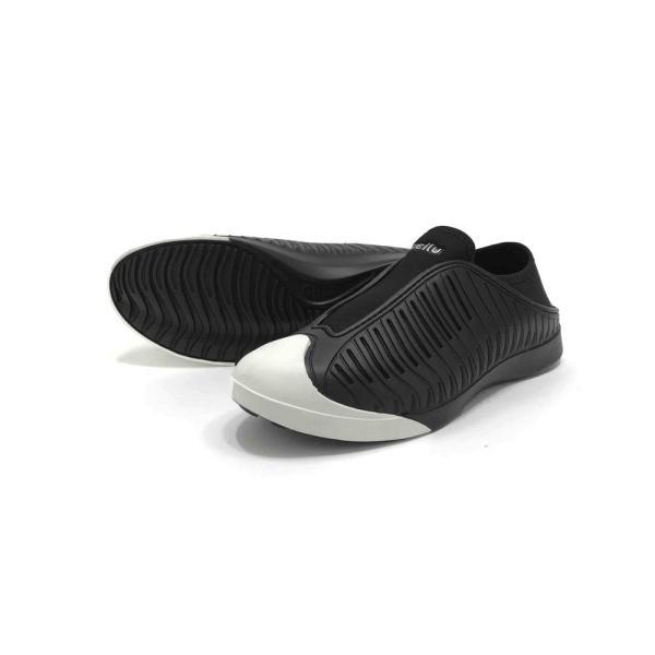 コンフォートシューズ スリッポン メンズ ブラック  ホワイト シューズ 靴 サンダル オフィス ナース チル ccilu アウトドア ccilu 22