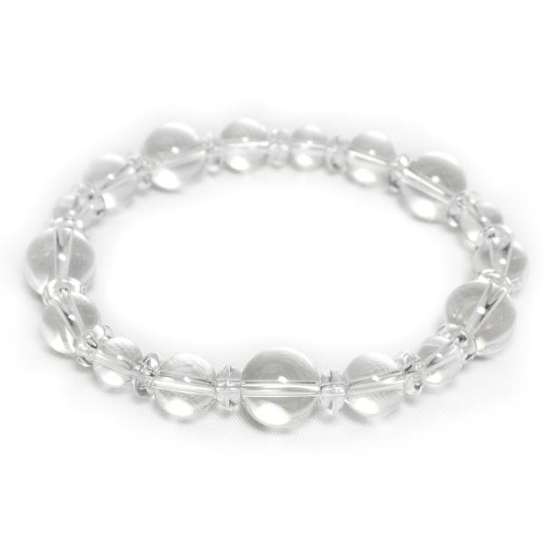 パワーストーン ブレスレット ストラップ 選べる20種類 水晶 タイガーアイ 天然石|ccr|21