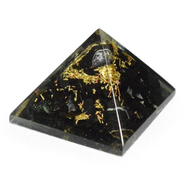 パワーストーン 置き物 ミニオルゴナイト ピラミッド 天然石|ccr|13
