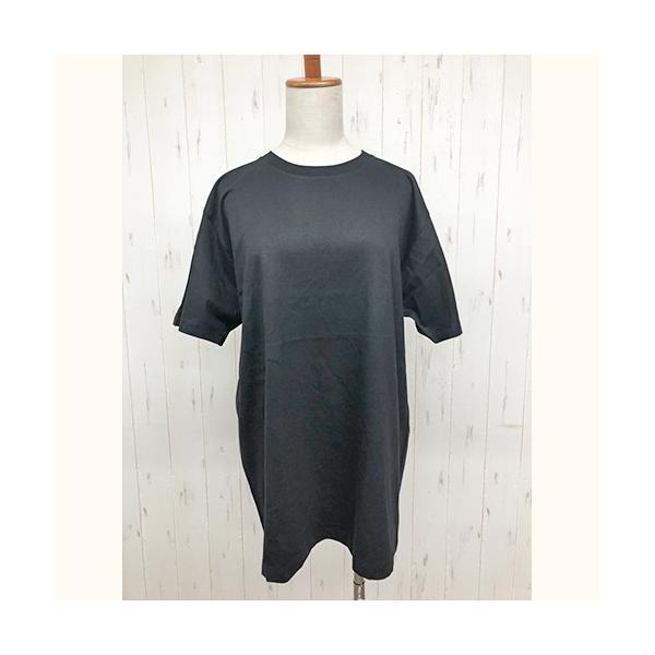 トップス レディース 大きいサイズ Tシャツ 無地 大きいTシャツ レディース半袖カットソー Tシャツ|celeb-honey|12