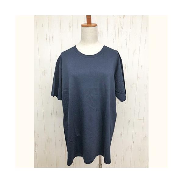 トップス レディース 大きいサイズ Tシャツ 無地 大きいTシャツ レディース半袖カットソー Tシャツ|celeb-honey|14