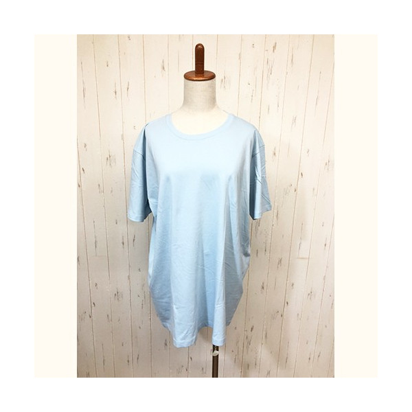 トップス レディース 大きいサイズ Tシャツ 無地 大きいTシャツ レディース半袖カットソー Tシャツ|celeb-honey|21