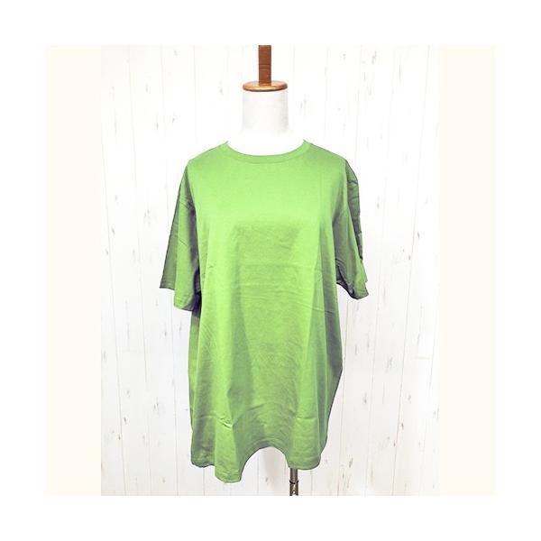 トップス レディース 大きいサイズ Tシャツ 無地 大きいTシャツ レディース半袖カットソー Tシャツ|celeb-honey|23
