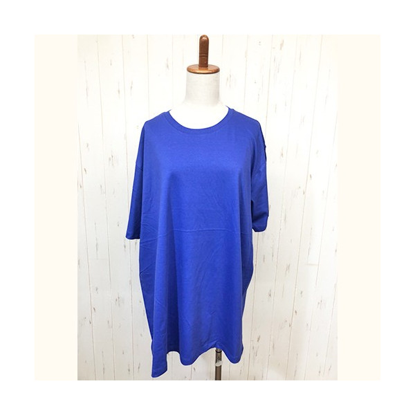 トップス レディース 大きいサイズ Tシャツ 無地 大きいTシャツ レディース半袖カットソー Tシャツ|celeb-honey|25