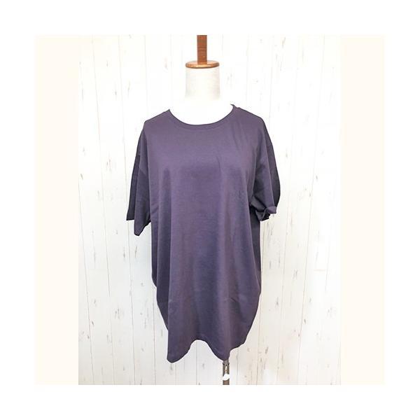 トップス レディース 大きいサイズ Tシャツ 無地 大きいTシャツ レディース半袖カットソー Tシャツ|celeb-honey|26