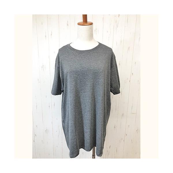 トップス レディース 大きいサイズ Tシャツ 無地 大きいTシャツ レディース半袖カットソー Tシャツ|celeb-honey|27