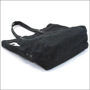 ポロ ラルフローレン BIG PONY TOTE  405532853004 POLO BLACK ファスナー付 キャンバス トートバッグ