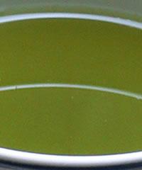 かぶせ茶水色