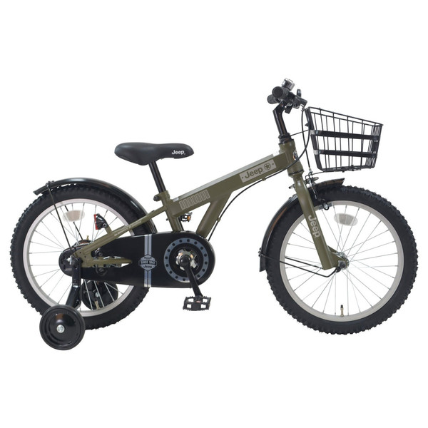 2019年 2020年モデル 子供用自転車 18インチ 16インチ ジープ JE-16 JE-18 JEEP 男の子自転車 補助輪付き幼児自転車 キッズサイクル|chalinx|12