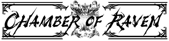 CHAMBER OF RAVEN ロゴ