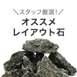おすすめレイアウト石