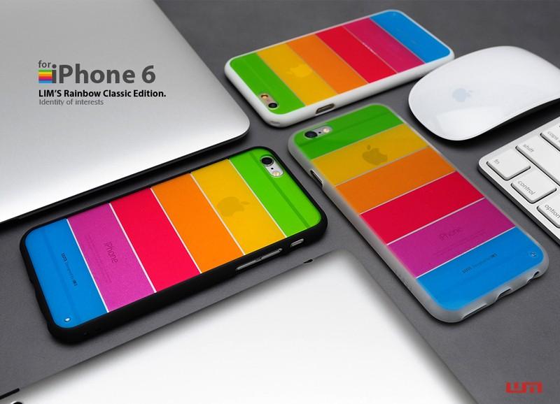 3e2591bc8f iPhone6s ケース iPhone6 ケース カバー レインボーケース ハードケース ...