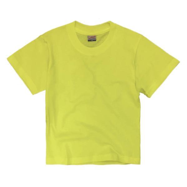 子供 半袖 Tシャツ 無地 ACE 5.4oz 子供服 KIDS キッズ カラー セール chara-basket 19