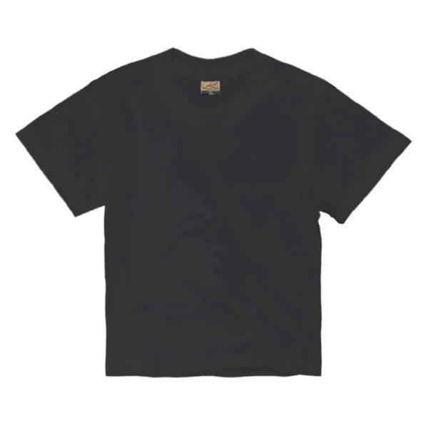 子供 半袖 Tシャツ 無地 ACE 5.4oz ホワイト ブラック グレー KIDS キッズ|chara-basket|11