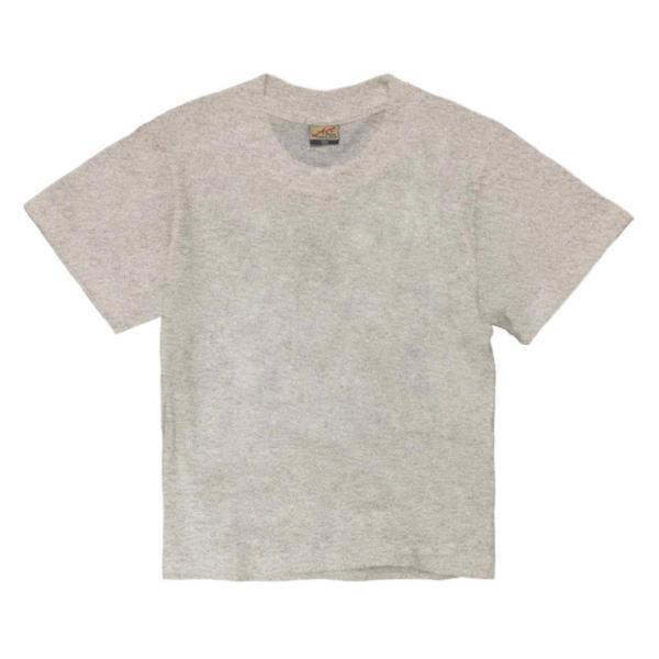 子供 半袖 Tシャツ 無地 ACE 5.4oz ホワイト ブラック グレー KIDS キッズ|chara-basket|12