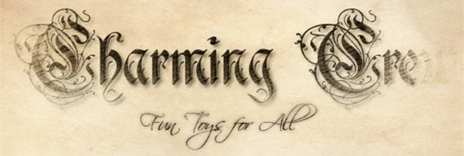 Charming Crew FUn Toys for All
