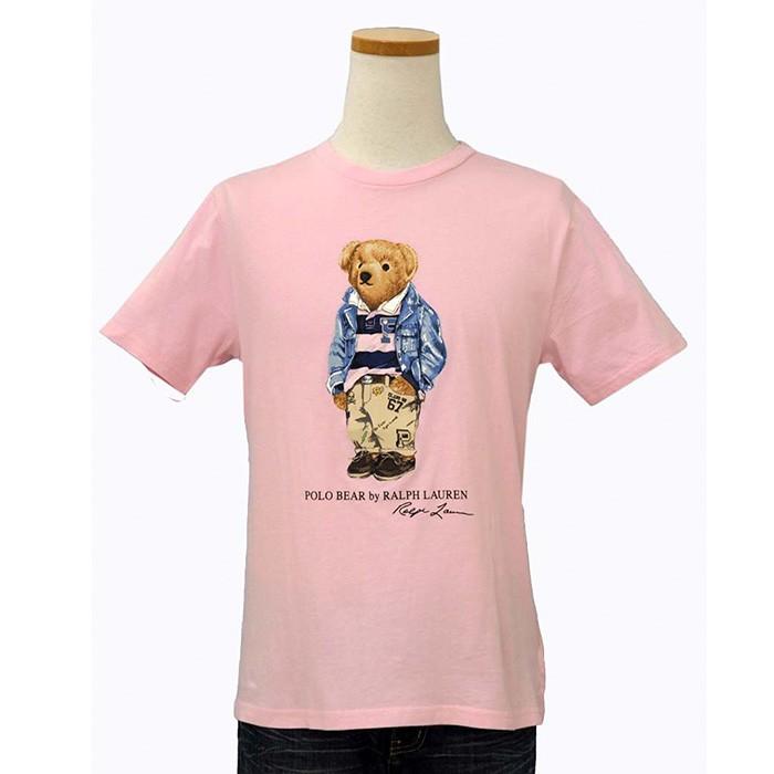 ポロ ラルフローレン ポロベア メンズ レディース キッズ 半袖 Tシャツ