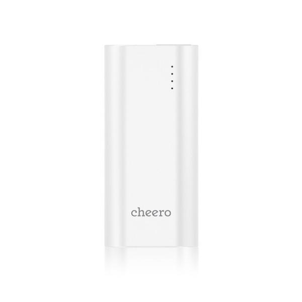 モバイルバッテリー PSEマーク付 iPhone / iPad / Android コンパクト チーロ cheero Power Plus 3 mini 6700mAh 急速充電 対応 cheeromart 08