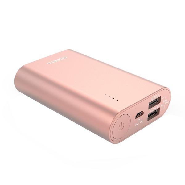 モバイルバッテリー iPhone / iPad / Android 大容量 チーロ cheero Power Plus 3 10050mAh 急速充電 対応|cheeromart|09