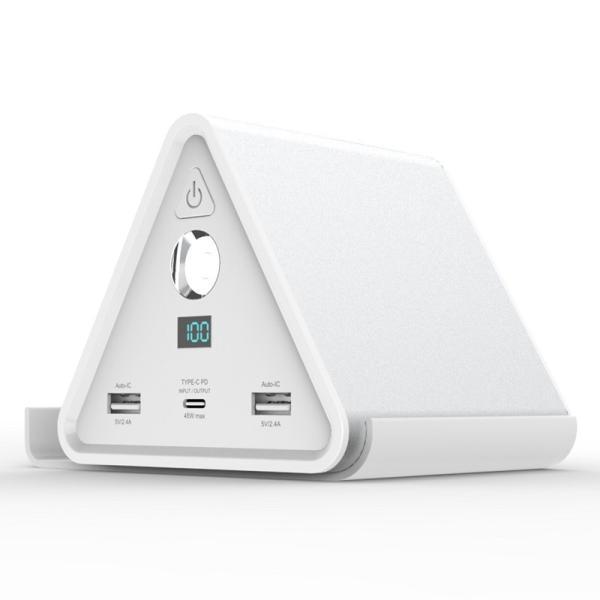 モバイルバッテリー iPhone / iPad / Android 超大容量 チーロ cheero Power Mountain 50000mAh Power Delivery USB Type C 入出力口搭載 急速充電 対応|cheeromart|10