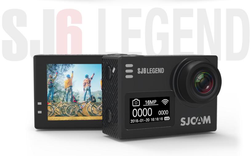 【最速レビュー】大人気ウェアラブルカメラSJCAMの最新作『SJ6 LEGEND』がついに登場!