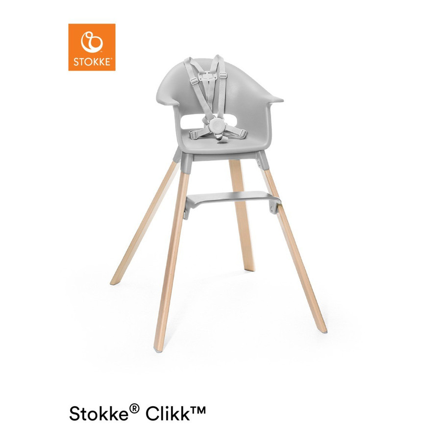 STOKKE ストッケ正規販売店 CLIKK クリック チェア クラウドグレー ホワイト クローバーグリーン サニーコーラル|chica-chico|08