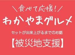 和歌山復興支援セット