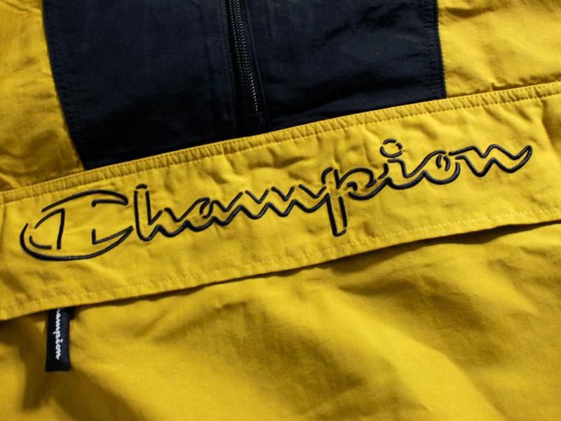 チャンピオン アノラックパーカー