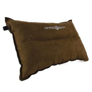 枕 枕/エアーピロ エアピロー 自動膨張式 エアー枕 旅行 車中泊 アウトドア キャンプ CAMPING BUDDY|chikyuya|10