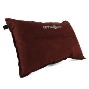 枕 枕/エアーピロ エアピロー 自動膨張式 エアー枕 旅行 車中泊 アウトドア キャンプ CAMPING BUDDY|chikyuya|09
