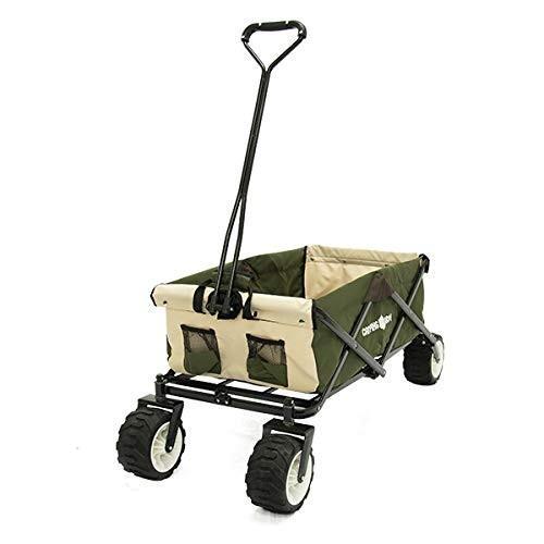 キャリーカート キャリーワゴン 折りたたみ式 アウトドアワゴン タイヤ大きい 耐荷重120kg コンパクト キャンプ 送料無料|chikyuya|15