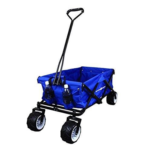 キャリーカート キャリーワゴン 折りたたみ式 アウトドアワゴン タイヤ大きい 耐荷重120kg コンパクト キャンプ 送料無料|chikyuya|11