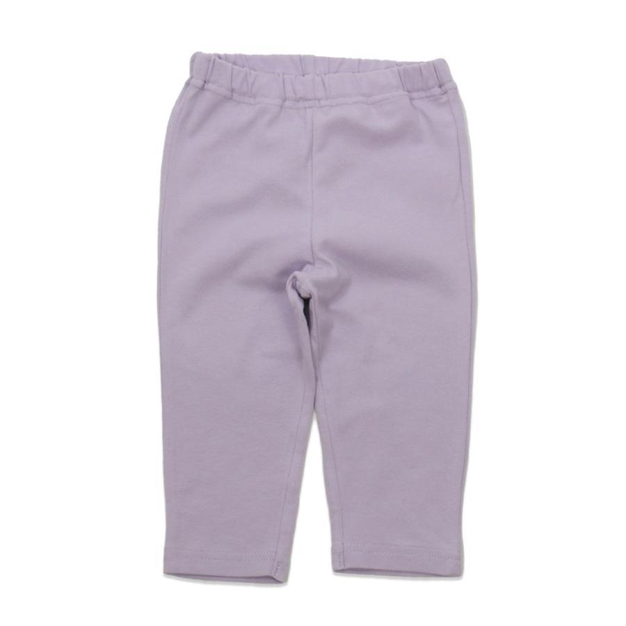 ゆうパケット送料無料 子供服 レギンス パンツ 7分丈 女の子 キッズ ストレッチ ベビー服 プリント ボトムス 夏 80 90 100 110 120 130 140 150cm [M便 1/2] chil2 30