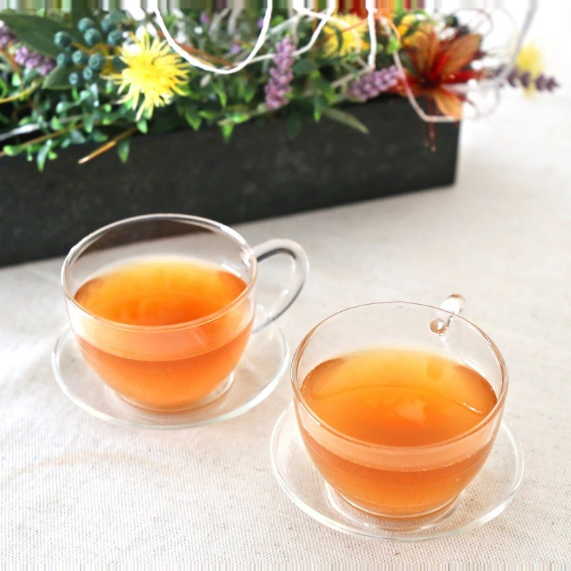 インフルエンザ、のどの炎症にも お茶! 板藍根(ばんらんこん)パウダー、スティックタイプ。常備茶に♪