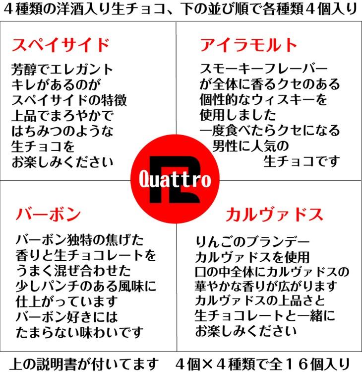 ★Quattro★説明書